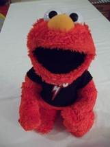 """15""""  Let's Rock Elmo - Learning Interactive Plush Toy-Like New - $25.99"""