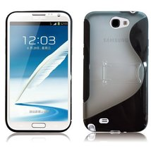 RND PC+TPU Protective Case for Samsung Galaxy Note II(2) (with Kickstand... - $5.99