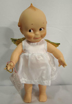 "Vtg 1997 Lee Middleton Kewpie Almost Angelic 12"" Doll w/Tags Box Certifi... - $25.73"