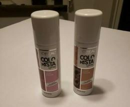 Lot Of 2- L'Oreal Paris Colorista 1-Day Spray - 2 OZ Each I - $10.89