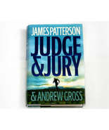 Judge and Jury a Novel Mystery Thriller by James Patterson - $4.50