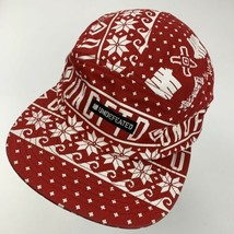 Undefeated Christmas Sweater 5 Panel Ball Cap Hat Adjustable - $19.79