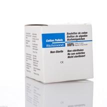 Dental Cotton Pellets by Richmond 2500 pc 3mm -  FREE SHIPPING - $19.99