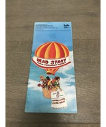 HEAD START 1980 - US Department  of Health and Human Services - Pamphlet - $22.00