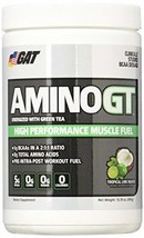 GAT Amino Gt Supplement, Topical Lime Mojito, 390 Gram - $29.83