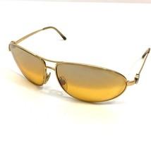 AUTHENTIC BVLGARI Men's Sunglasses Gold 631 - £52.83 GBP