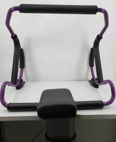 Primary image for Original PURPLE AB ROLLER PLUS with Stabilzer Legs Abdominal Exerciser