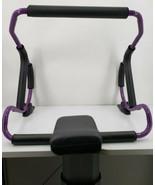 Original PURPLE AB ROLLER PLUS with Stabilzer Legs Abdominal Exerciser - $112.16
