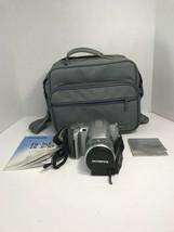 Olympus IS-50 35mm SLR Film Camera 28-120mm Wide Lens Zoom High Resolution - $27.18