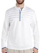Callaway Golf Size XL White 1/4 Zipper Men's NWT - $24.03