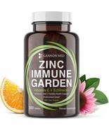 Zinc Immune Garden - Chelated Zinc AAC 50mg - Vitamin C 800mg - Echinace... - $29.99