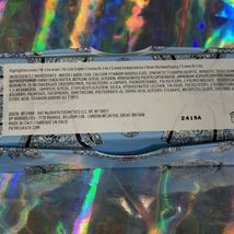 SEALED IN BOX Pat McGrath ChromaLuxe Hi-Lite Cream Full Size Astral Blue Star image 4