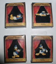 Donald Duck Set of 4 LE in original box Authentic Disney Pins - $99.99