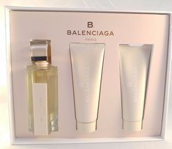 Balenciaga B Skin Balenciaga Perfume Spray 3 Pcs Gift Set  image 4