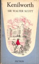 Kenilworth By Sir Walter Scott    (Kenilworth Mass Market Paperback – 1961) - $3.50