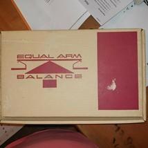 Equal Arm Balance Macalaster Scientific Company - $28.01