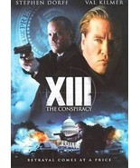 XIII: The Conspiracy (DVD, 2010) BRAND NEW SEALED 1st Class Shipping - $7.49