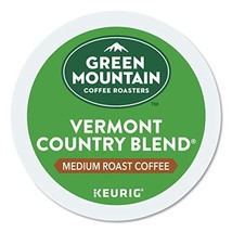 Green Mountain Coffee Roasters Vermont Country Blend, Single-Serve Coffee K-Cup