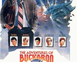 The Adventures of Buckaroo Banzai Across the 8th Dimension Movie POSTER (1984)