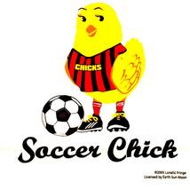 Gildan T-shirt Chick Cotton Soccer XL XXL NEW Sports Girls NWT White - $20.20