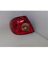 2005 2006 2007 2008 Toyota Corolla Driver Tail Light Taillight Lamp OEM ... - $57.59