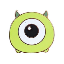 Monsters Inc. Disney Lapel Pin: Mike Wazowski Tsum Tsum  - $34.90