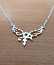 Pendant - Angel Wing - Love - Remembrance - 925 Silver - Handmade  - $55.00