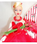 """Red Valentine Tiny Kitty Collier Tonner 10"""" Fas... - $89.95"""