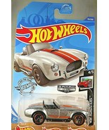 2020 Hot Wheels Walmart #15 Zamac #191 HW Roadsters 4/5 SHELBY COBRA 427... - $8.30