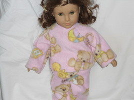 "Girls jogging suit to fit any 18"" doll - $10.00"