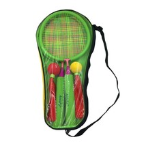 Badminton Set for Kids Fun Foam Hand Grip Racke... - $34.30