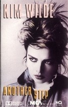 KIM WILDE - Another Step CASSETTE  - $11.21