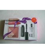 Clinique Primed Pink Plush Makeup Boxed Set Mascara - $44.95