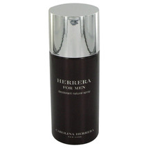 Carolina HERRERA FOR MEN Deodorant Spray 5 oz Cologne Perfume Body Fragr... - $44.55