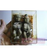 Genuine Amulet kumanthong Lp Tae KUMAN THONG Voodoo Antique Baby Child Mag - $400.00