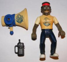 1989 Police Academy LARVELL JONES Action Figure... - $20.00