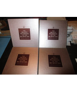 The Greatest Recordings of The Big Band Area 4 Box Sets Red Vinyl  - $44.09