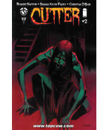 CUTTER #2 (Image Comics, 2014) NM! - $1.50