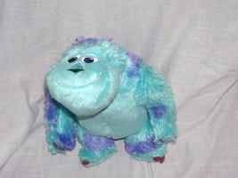 """Disney Monsters Inc SULLEY 7"""" Plush by Just Play - $7.96"""