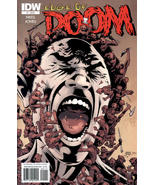 EDGE of DOOM #1 (IDW, 2010) NM! - $2.50