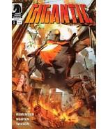 GIGANTIC #1 (Dark Horse Comics, 2008) NM! - $1.00
