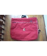 "Garment Bag Red Athletic 44"" - $29.69"