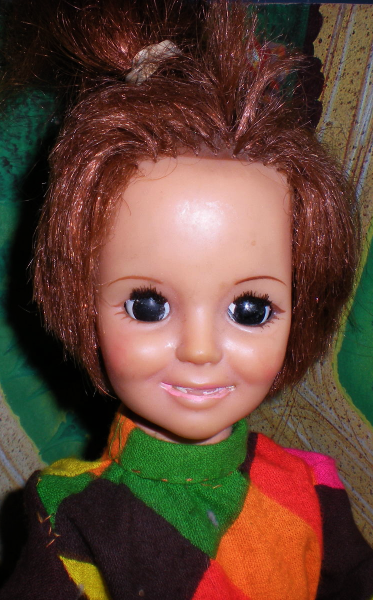 Vintage Crissy Doll With Growing Red Hair And 11 Similar Items
