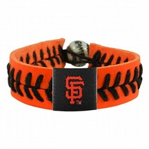 San Francisco Giants Team Color Gamewear Bracelet - Orange - $6.99
