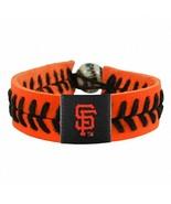 San Francisco Giants Team Color Gamewear Bracelet - Orange - $6.99