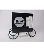 Wire Metal Amish Buggy No Pollution Decorative ... - $15.79