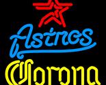 Mlb corona houston astros neon sign 16  x 16  thumb155 crop
