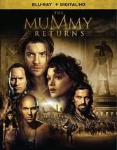 Mummy Returns (Blu Ray W/Digital Hd)