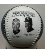 1997 Batting Champions Padres' Tony Gwynn, Red Sox Frank Thomas Basebal ... - $8.95