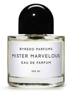 MISTER MARVELOUS by BYREDO 5ML Travel Spray LAVENDER PETITGRAIN CEDAR Perfume